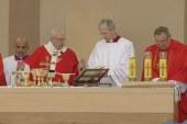 Pápai szentmise Tallinnban